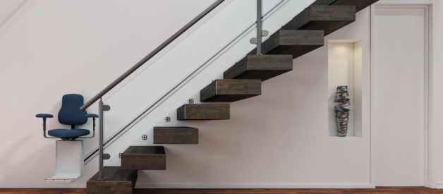 How To Choose A Stairlift For A Narrow Staircase